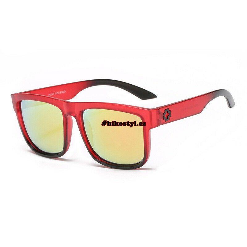 Sluneční brýle red black