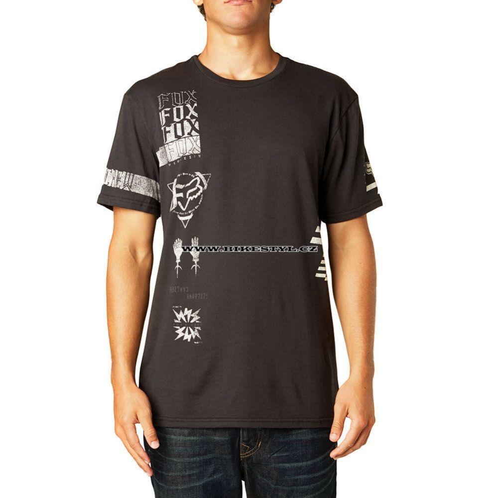14caa67e3cb5 Fox pánské tričko SLIM Felony Fault