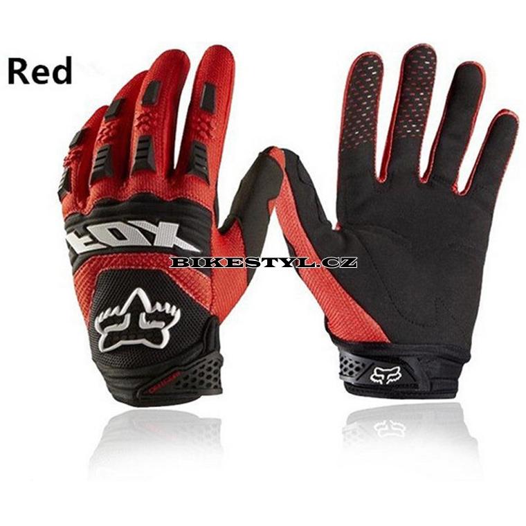 Fox Racing rukavice Dirtpaw Red XL