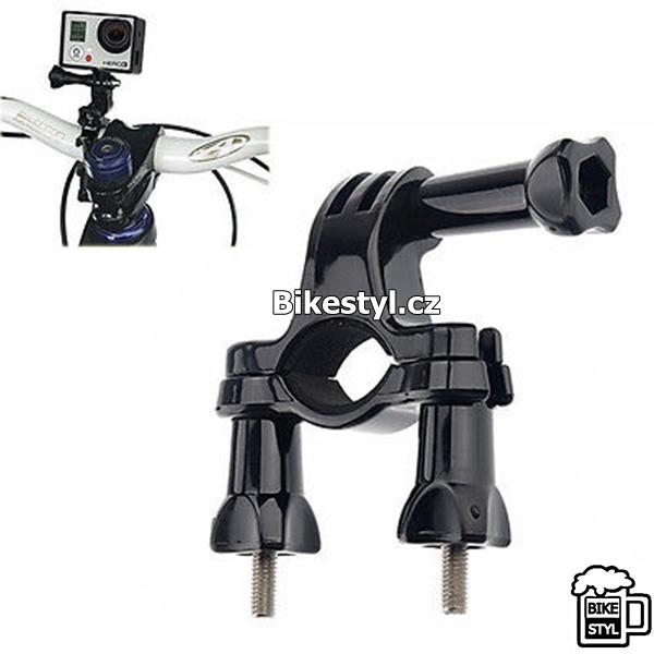 GoPro držák na řidítka (roll bar mount)