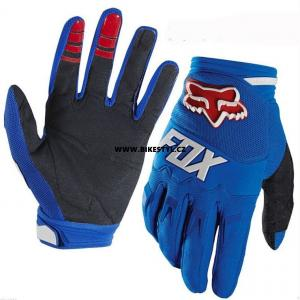 Fox Racing Dirtpaw 2017 rukavice Blue XL
