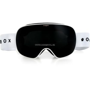 Woox brýle Opticus Opolentus white-ble