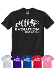 Triko Bike evolution unisex