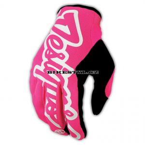 Troy Lee Designs rukavice Racing Glove pink M