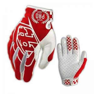 Troy Lee Designs rukavice GP red/white L